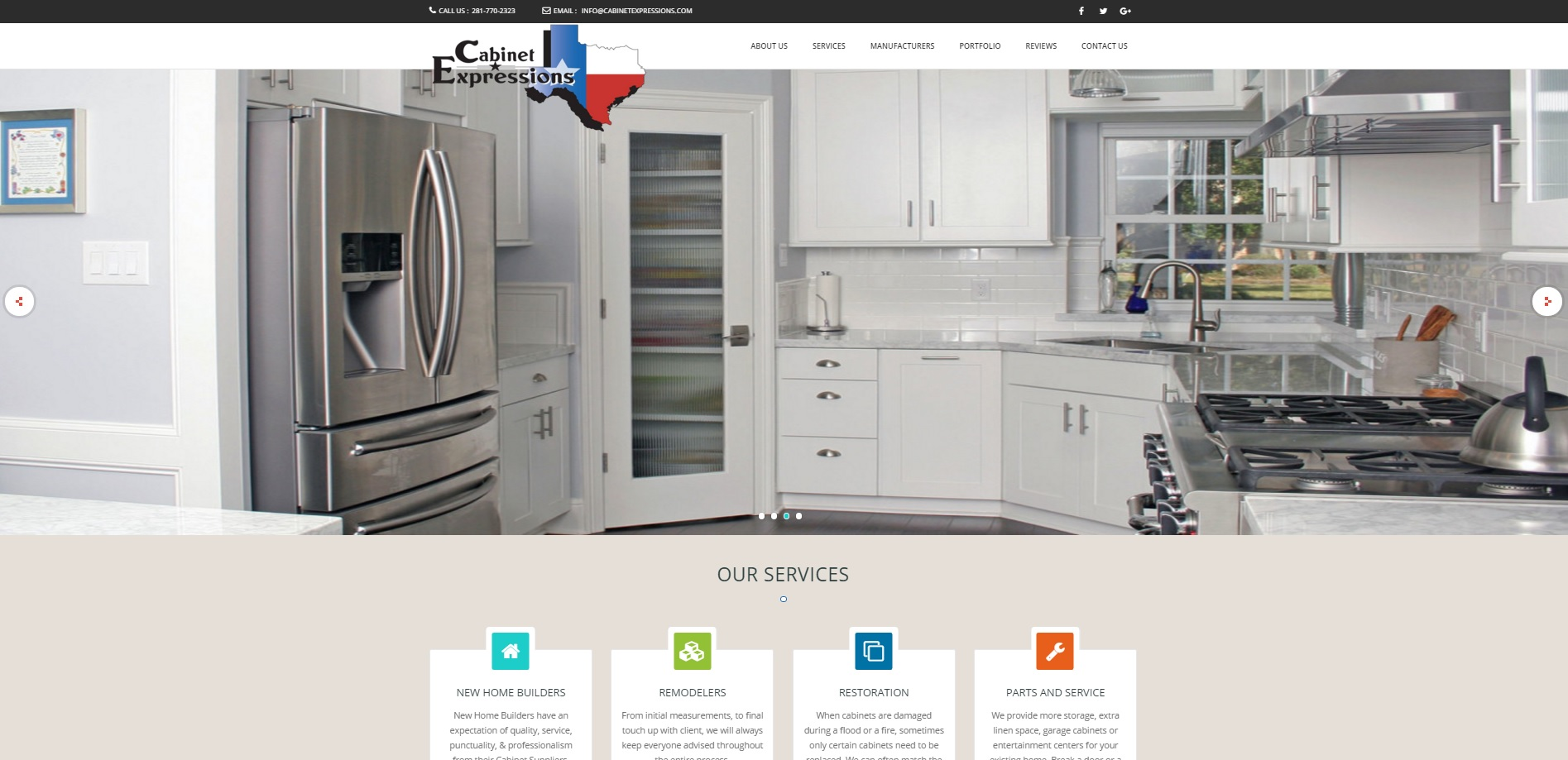 Cabinet Expressions - Select Marketing